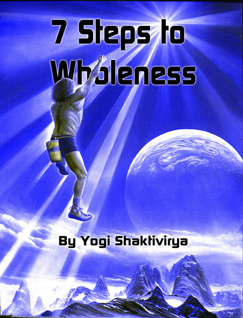 Seven-7 Steps to Wholeness