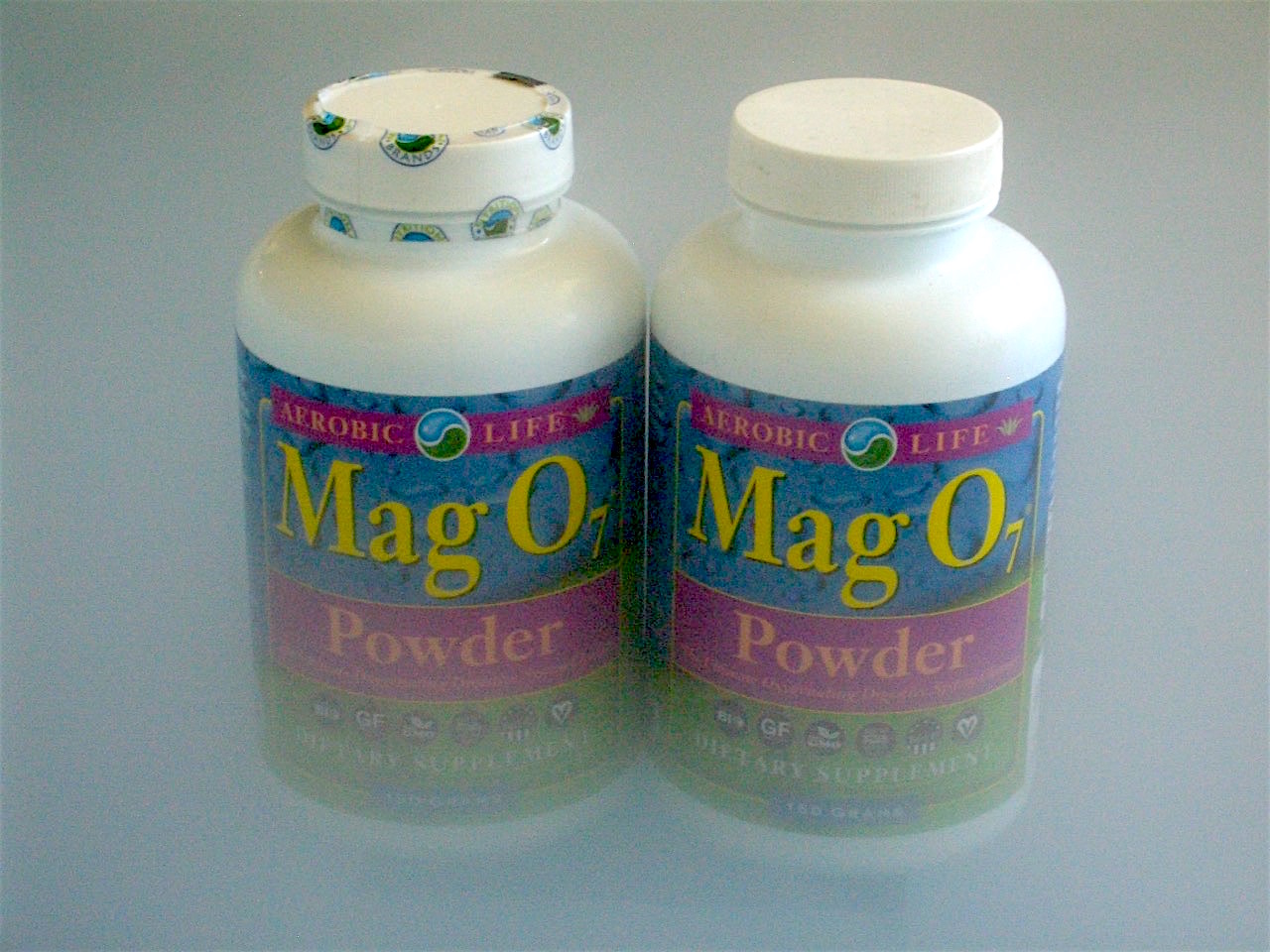 Oxygenate My Water with Mag 07